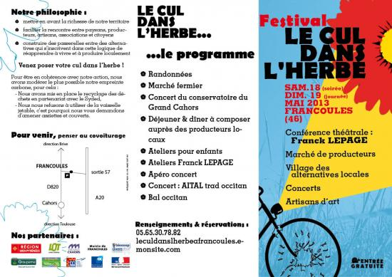 Prospectus programme 2013 (1)