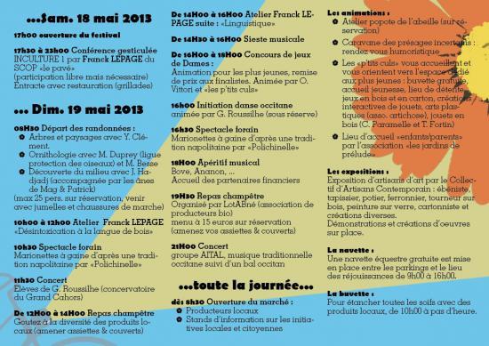 Prospectus programme 2013 (2)